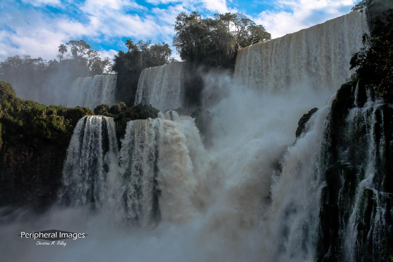 Lower Iguazu Falls- Iguazu Argentina