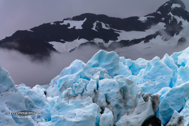 Perito Moreno Glacier Close Up- Patagonia Argentina