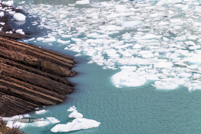 Lake Argentina Icebergs- Patagonia Argentina