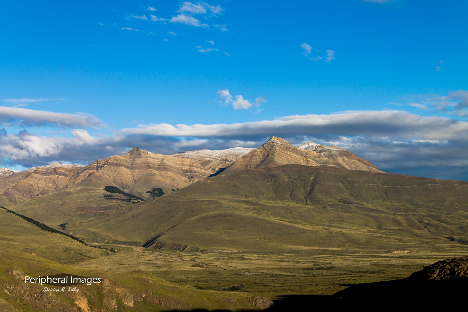 Green Andes of Chalten- Patagonia Argentina