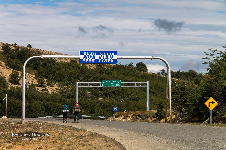 No mans land- Patagonia