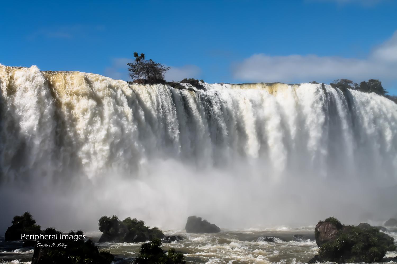 Roaring Falls- Iguazu Brazil