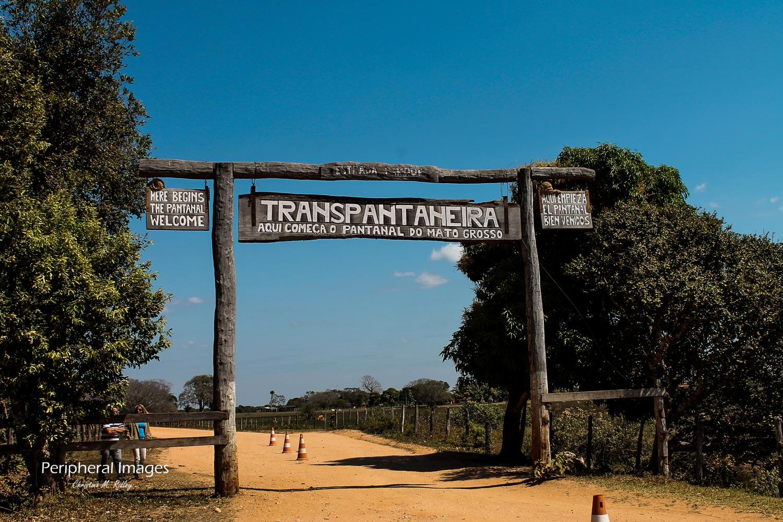 Transpantaneira Highway- Pantanal Brazil