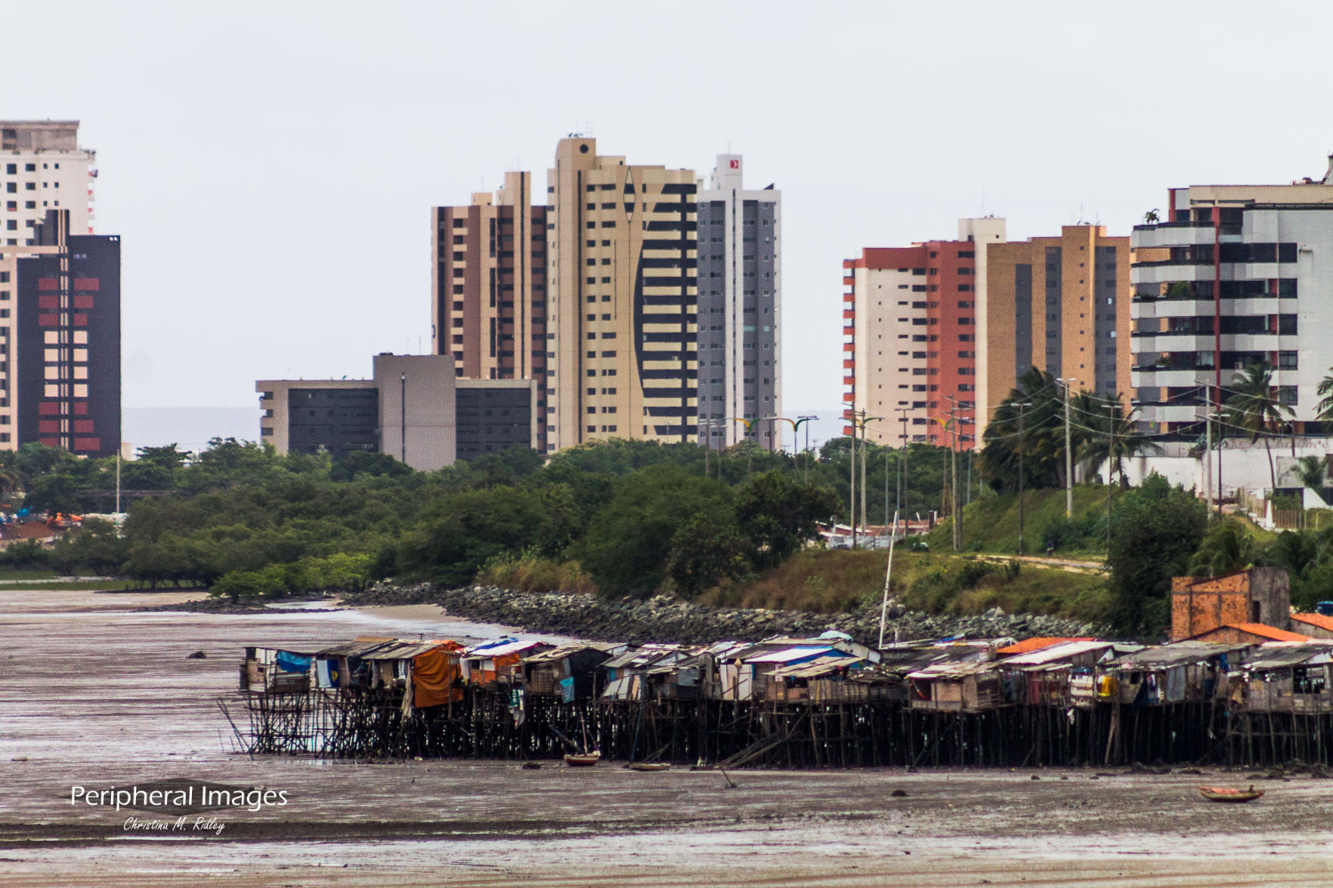 São Luis Favela on Stilts- Brazil