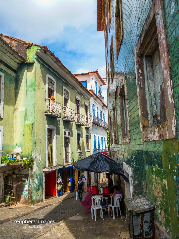 Green Alley- São Luis Brazil