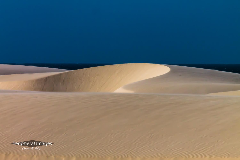 Giant Sand Dunes- Lencois Maranhenses Brazil