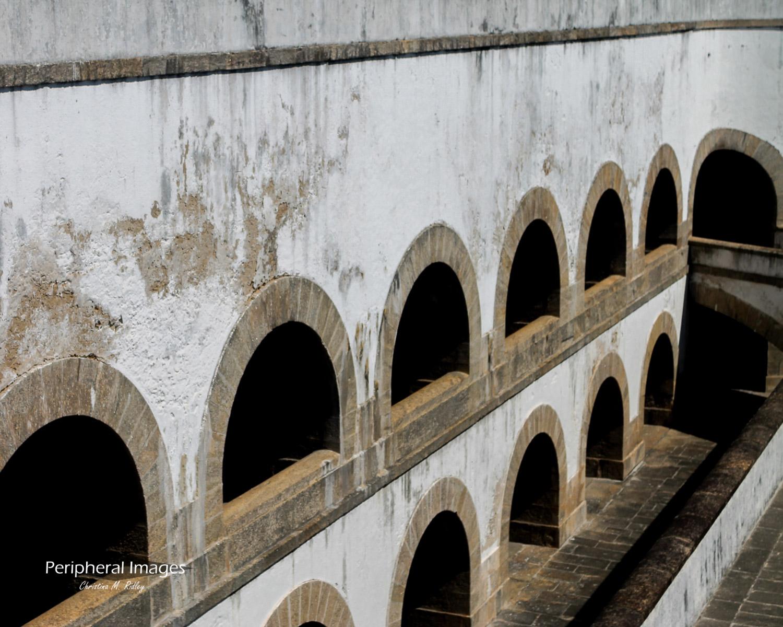Military Architecture- Rio de Janeiro Brazil