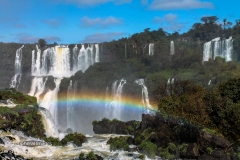Over the Rainbow- Iguazu Brazil