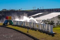 Itaipu Binacional Dam- Brazil