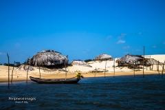 Beach Hut- Lencois Maranhenses Brazil