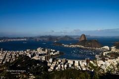 Rio de Janeiro Skyline- Brazil