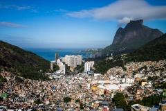 Rocinha Favela- Rio del Janeiro Brazil